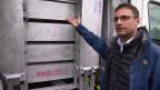 Video «Arktis Radiation Detectors: Schweizer Technik für weltweite Staatsschützer» abspielen