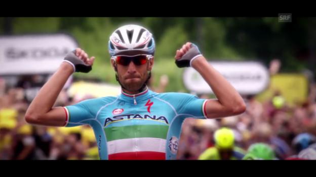 Video «Rad: Rückblick auf die Tour de France 2014» abspielen