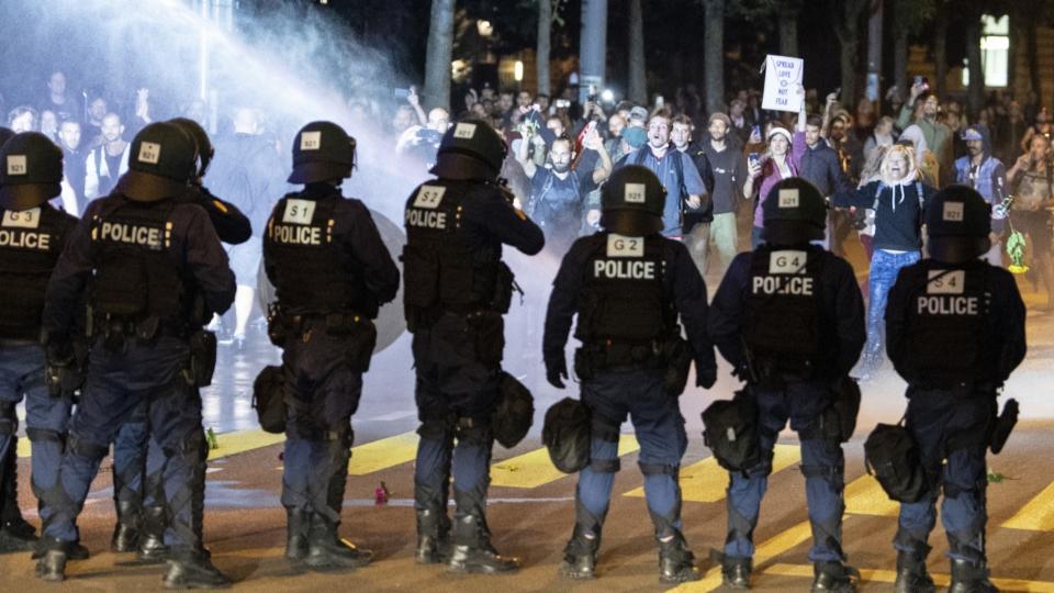Pandemie beschert Polizei zusätzlichen Aufwand