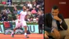 Video «Im Gespräch: Jo-Wilfried Tsonga» abspielen