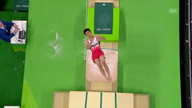 Video «Shirai kreiert den «Shirai»» abspielen