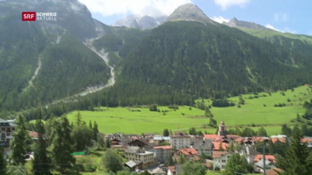 Video «Schweiz aktuell vom 03.08.2016» abspielen