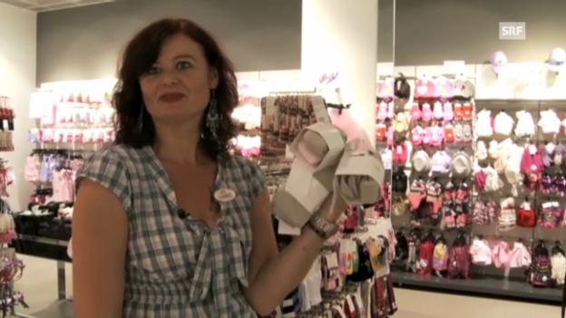 Video «Monika Lienert als Modeberaterin» abspielen