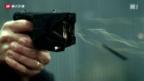 Video «Elektropistolen auch für Dorfpolizisten» abspielen