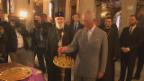 Video «Im März besuchte Charles Rumänien» abspielen