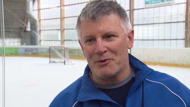 Video «Eishockey: Marc Crawford über die mögliche Titelverteidigung mit den ZSC Lions» abspielen