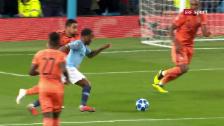 Link öffnet eine Lightbox. Video Lyon überrascht in Manchester abspielen