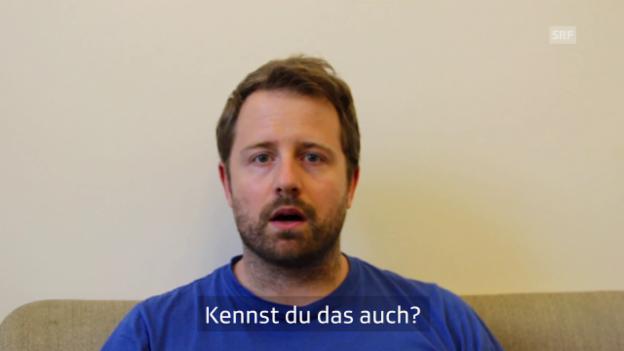 Video «Die Schwan-Magnet-Menschen - «Kennsch?»» abspielen