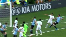 Link öffnet eine Lightbox. Video Uruguay besiegt Saudi-Arabien ohne Spektakel abspielen