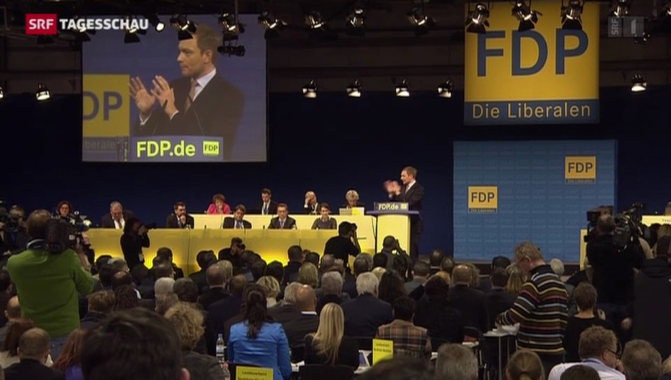 Neustart bei der FDP