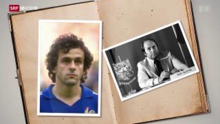 Video «FOKUS: Blatter und Platini – von Freund zu Feind» abspielen