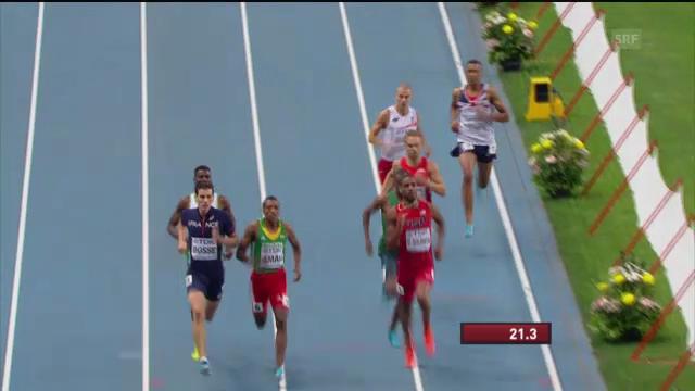 LA-WM: Final über 800 m
