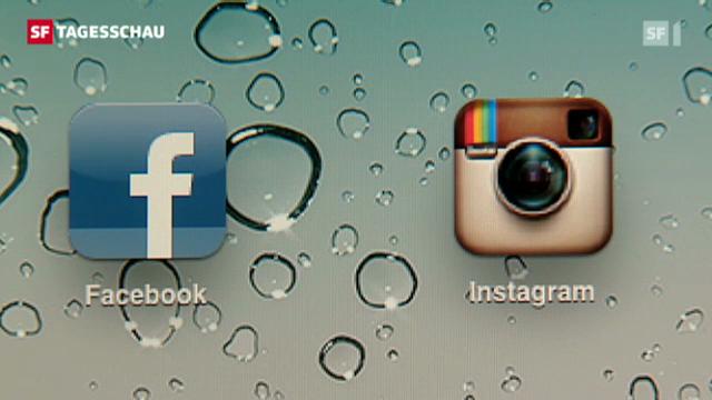 Facebook bezahlt für Instagram eine Milliarde Dollar. (Tagesschau, 10.04.12, 19.30 Uhr)