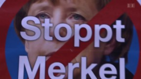 Video «Merkels Schicksalstage» abspielen