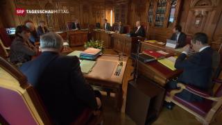 Video «Bundesrat bei «Europa-Frage» zerstritten» abspielen