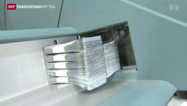 Video «EZB lanciert Geldschwemme» abspielen
