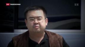 Video «Kim Jong-uns Halbbruder wurde ermordet» abspielen