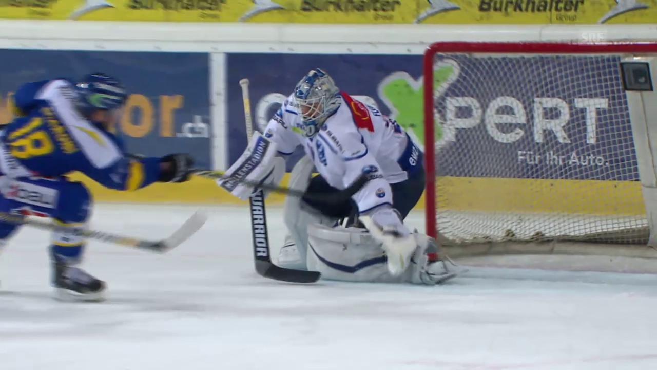 Eishockey: 2. Playoff-Final 2015, HCD – ZSC, 5:2 Sciaroni