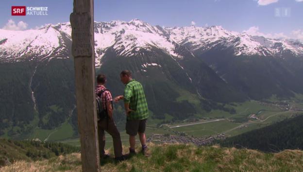 Video «Schweiz aktuell vom 10.06.2014» abspielen