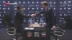 Video «Showdown an Schach-WM» abspielen