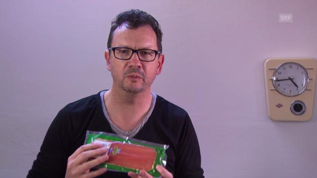 Video ««Männerküche»: Stephan JJ Maeders «Date-Menü»» abspielen