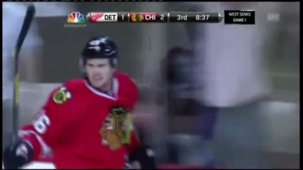 Video «Highlights Chicago - Detroit» abspielen