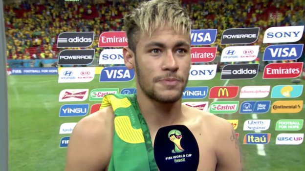 Video «Interview mit Neymar» abspielen