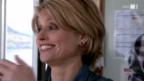 Video «Sabine Dahinden erfährt von ihrer Aufgabe» abspielen