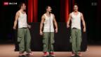 Video ««Starbugs»-Programm: Nadeschkin als Regisseurin» abspielen