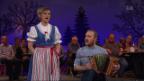 Video «Simon Lüthi & Karin Gwerder: «Winterspaziergang»» abspielen
