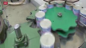 Video «Nestlé enttäuscht im dritten Quartal» abspielen