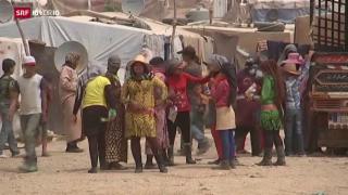Video «Kein Geld für Flüchtlinge» abspielen