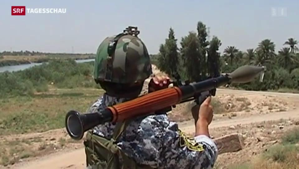 Heftiger Widerstand gegen das Isis-Kalifat