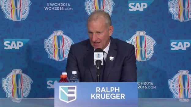 Video «Ralph Krueger zur Niederlage (SNTV)» abspielen