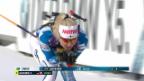 Video «Laukkanen siegt, Dahlmeier schwer geschlagen» abspielen