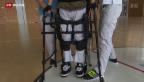 Video «Exoskelett für Paraplegiker» abspielen