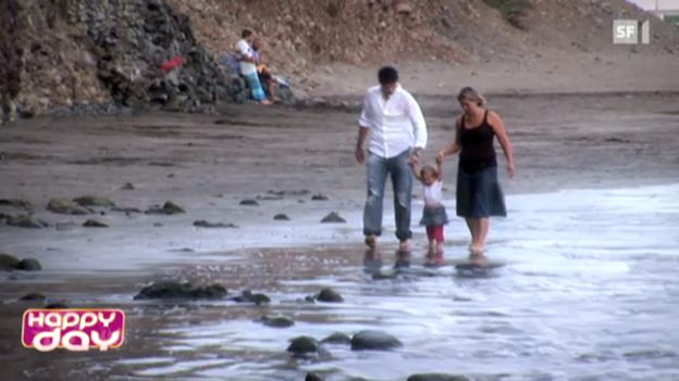 Video «Famillie Willener & Elias Kalt – der Retter von Izmit» abspielen