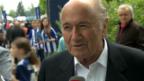 Video «Fussballkönig unter Reform-Druck» abspielen