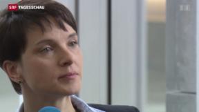 Video «AfD-Mitglieder im braunen Sumpf?» abspielen