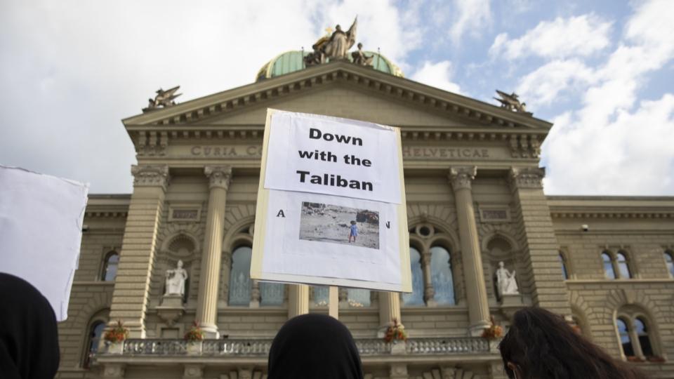 Genf, Zürich und Bern sind willig, mehr Flüchtende aus Afghanistan aufzunehmen
