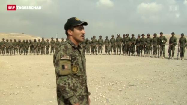 Video «Wie weiter in Afghanistan?» abspielen