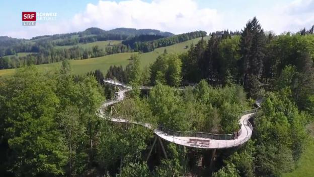 Video «Schweiz aktuell vom 08.05.2018» abspielen