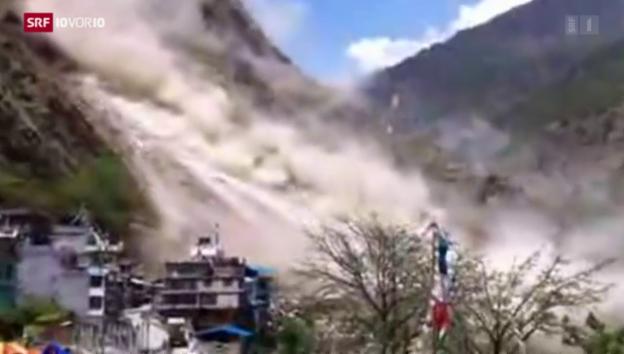 Video «10vor10 vom 12.05.2015» abspielen