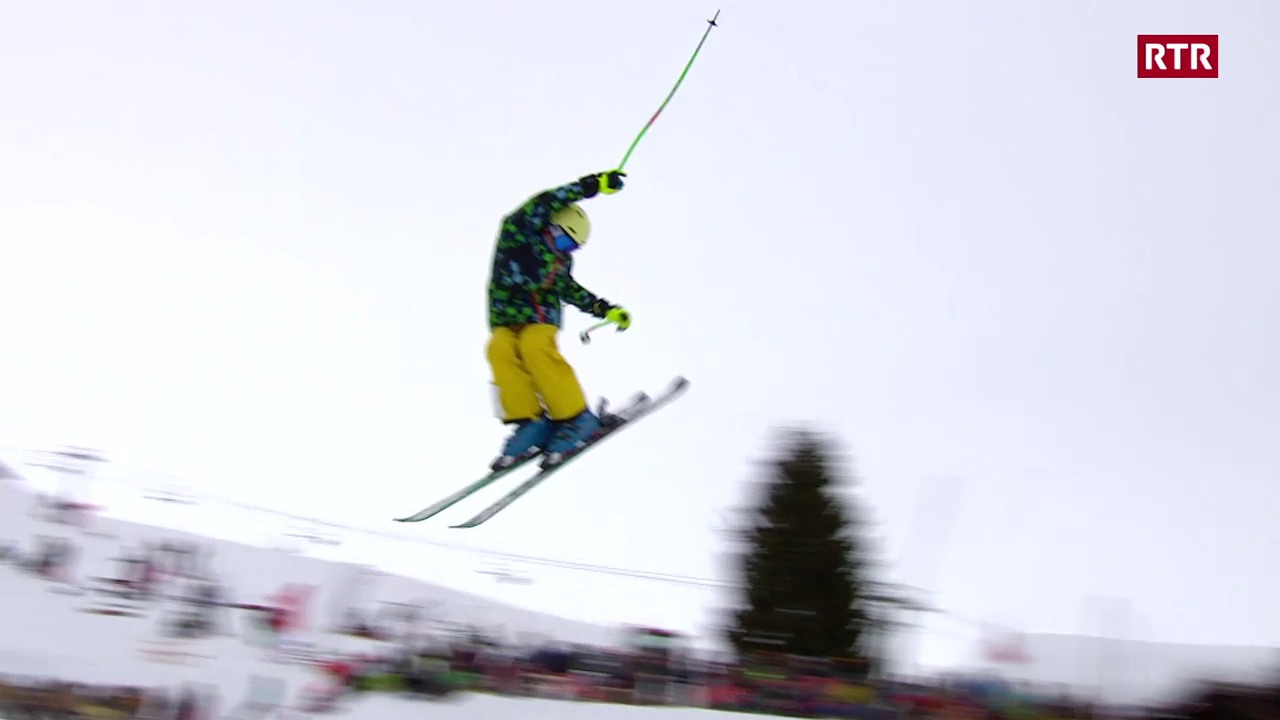 Sut 14 mats skis (la part che è rivada enfin il studio)