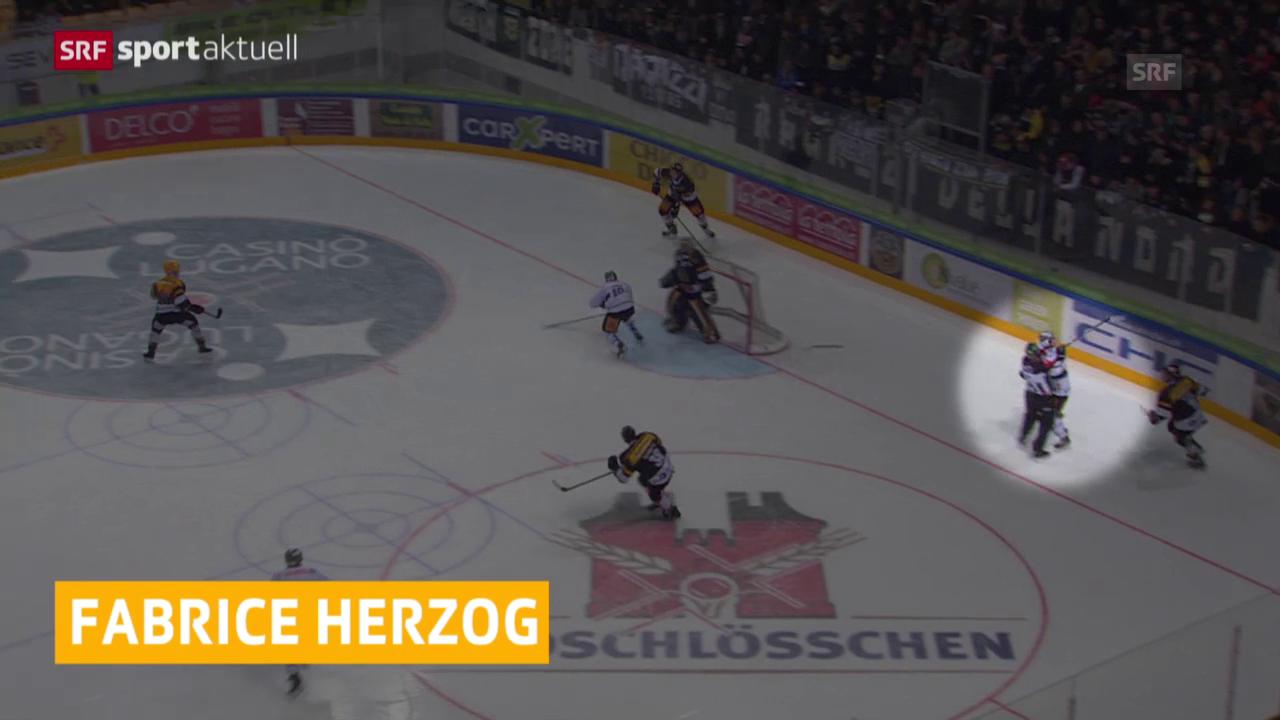 Eishockey: 7 Spielsperren gegen Herzog