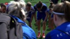 Video «Zu Besuch bei den Frauen vom FC Neunkirch» abspielen