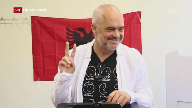 Video «Albanien» abspielen