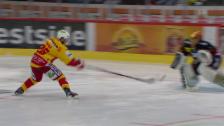 Link öffnet eine Lightbox. Video Lässig gemacht: Rajalas Penalty gegen Bern abspielen