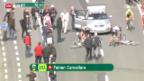 Video «Rad: Cancellara vor der Flandern-Rundfahrt» abspielen