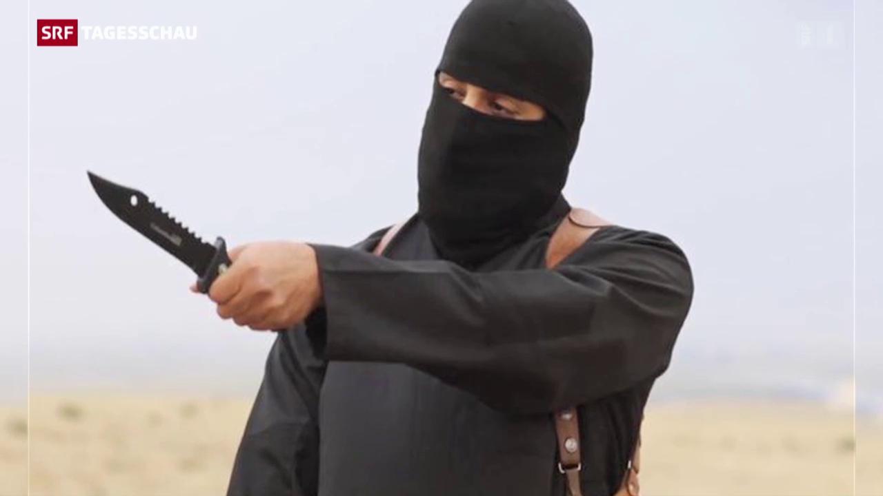 Britischer IS-Kämpfer Jihadi John vermutlich getötet